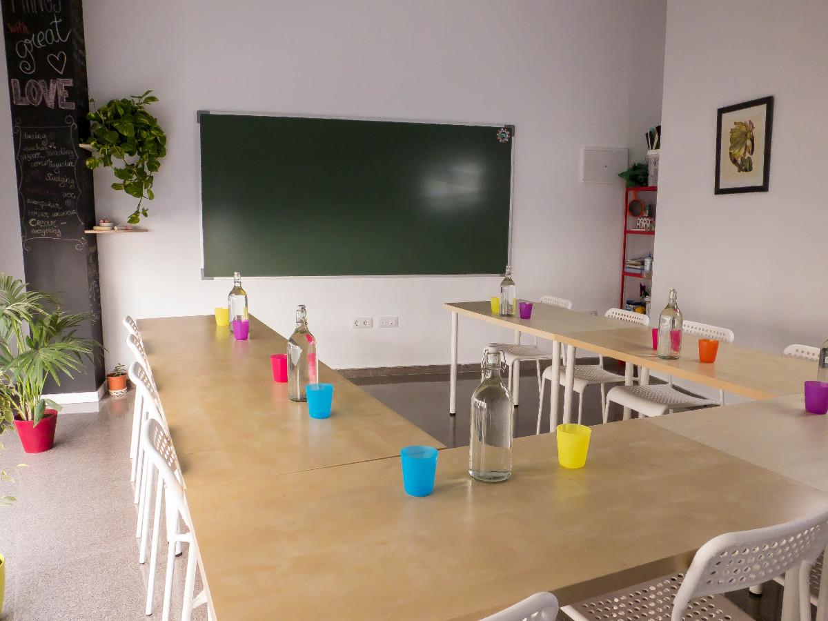 Aula 7 mesas