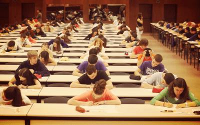 Matrícula abierta 2020 exámenes PAU + 25 /45