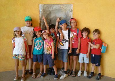 Excursión escuela de verano