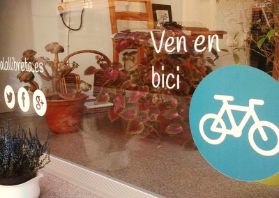 ¡Ven en bici!