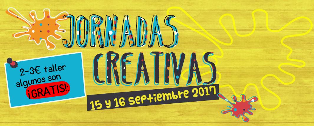 Jornadas creativas 2017 (3ª edición)
