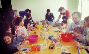 Family cooking @ Academia La llibreta