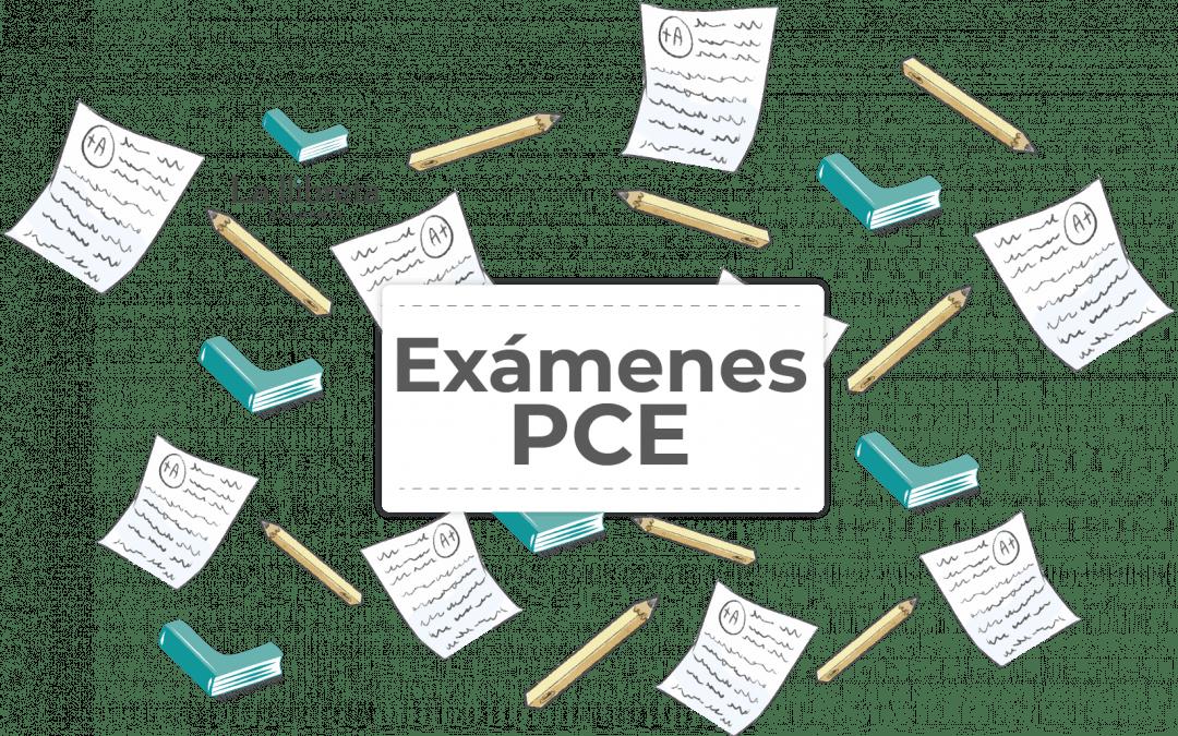 Exámenes de selectividad PCE ciencias resueltos en vídeo